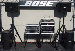 BOSE DJ KARAOKE MACHINE PA KAREOKE SYSTEM EQUIPMENT SPEAKERS AMPLIFIER